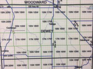 County Township Maps – Oklahoma Energy Today