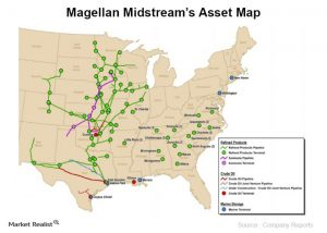 Magellan Midstream reported to be attempting sale of share